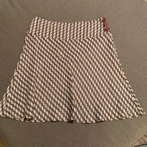 LOFT Fancy geometric pattern skirt 💃🏼